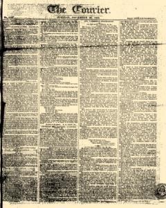 Courier, November 28, 1809, Page 1