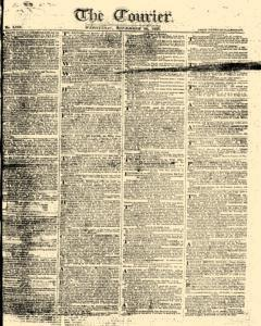 Courier, November 29, 1809, Page 1