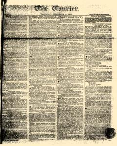 Courier, December 02, 1809, Page 1