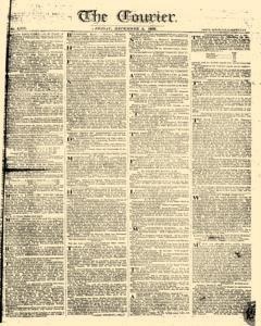 Courier, December 08, 1809, Page 1