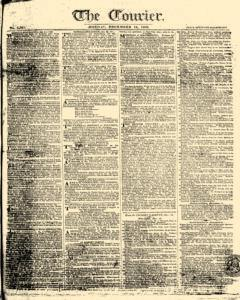 Courier, December 18, 1809, Page 1