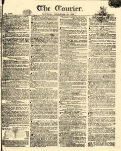Courier, December 23, 1809, Page 1