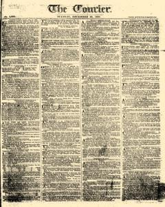 Courier, December 26, 1809, Page 1