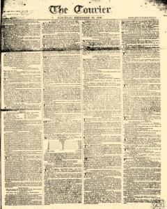 Courier, December 30, 1809, Page 1