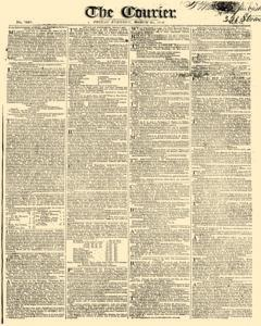 Courier, March 20, 1818, Page 1