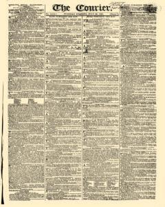 Courier, July 26, 1825, Page 1