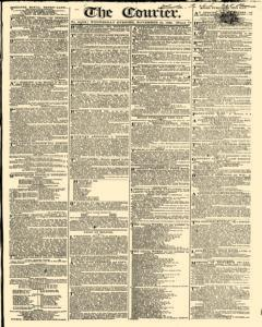 Courier, November 23, 1825, Page 1