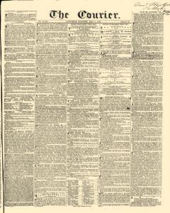 Courier, May 05, 1832, Page 1