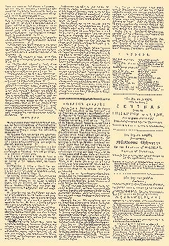 Covent Garden Journal, January 21, 1752, Page 3