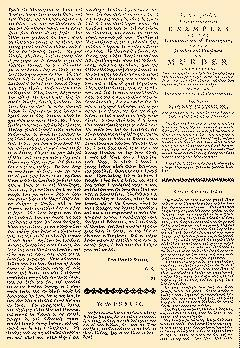 Covent Garden Journal, April 25, 1752, Page 2