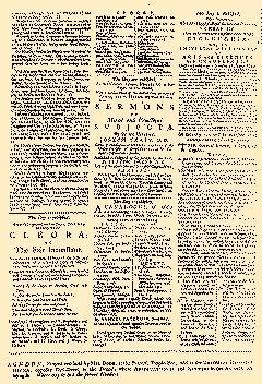 Covent Garden Journal, May 23, 1752, Page 2