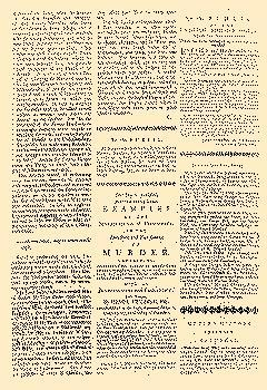 Covent Garden Journal, June 16, 1752, Page 2