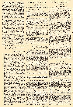 Covent Garden Journal, September 16, 1752, Page 2