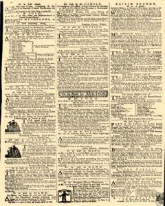 Daily Advertiser, January 12, 1743, Page 3