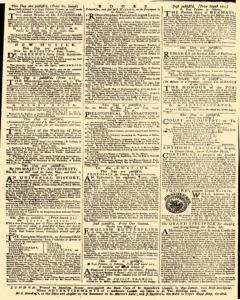 Daily Advertiser, January 18, 1743, Page 4