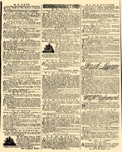 Daily Advertiser, January 19, 1743, Page 3