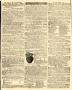 Daily Advertiser, January 20, 1743, Page 3