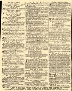 Daily Advertiser, January 20, 1743, Page 4
