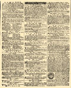 Daily Advertiser, January 21, 1743, Page 3
