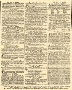 Daily Advertiser, January 21, 1743, Page 4