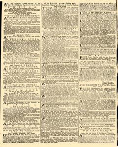 Daily Advertiser, February 12, 1743, Page 2