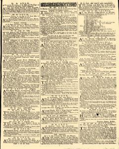 Daily Advertiser, February 12, 1743, Page 3