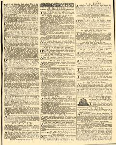 Daily Advertiser, February 14, 1743, Page 3
