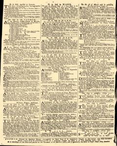 Daily Advertiser, February 14, 1743, Page 4