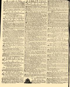 Daily Advertiser, February 15, 1743, Page 2
