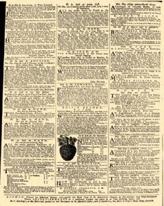 Daily Advertiser, February 15, 1743, Page 4