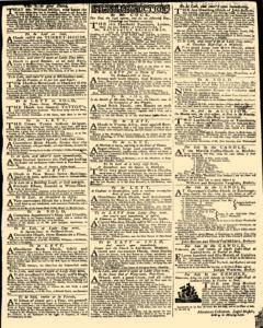 Daily Advertiser, February 24, 1743, Page 3