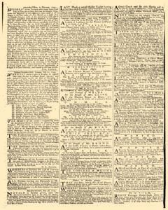 Daily Advertiser, March 01, 1743, p. 2