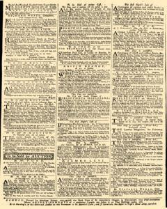 Daily Advertiser, March 01, 1743, Page 4