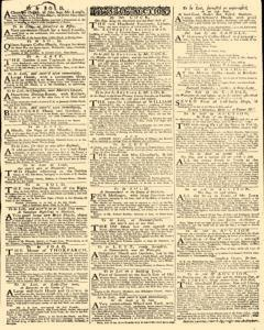 Daily Advertiser, March 10, 1743, p. 3