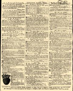 Daily Advertiser, March 10, 1743, p. 4