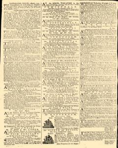 Daily Advertiser, March 11, 1743, p. 2