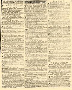 Daily Advertiser, March 11, 1743, p. 3
