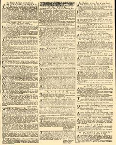 Daily Advertiser, March 12, 1743, p. 3