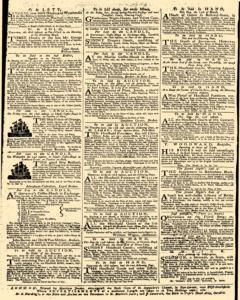 Daily Advertiser, March 15, 1743, Page 4