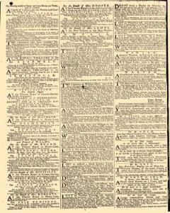 Daily Advertiser, March 18, 1743, Page 2