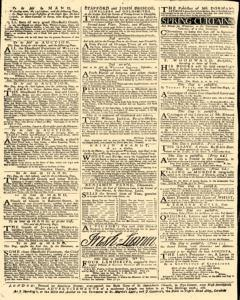 Daily Advertiser, March 18, 1743, Page 4
