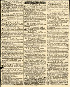 Daily Advertiser, March 22, 1743, p. 3