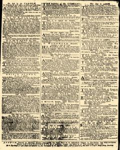 Daily Advertiser, March 23, 1743, Page 4