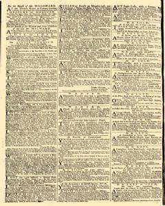 Daily Advertiser, March 25, 1743, p. 2