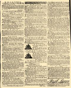 Daily Advertiser, March 25, 1743, p. 3