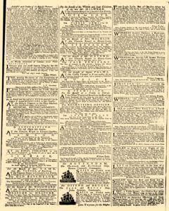 Daily Advertiser, March 30, 1743, Page 2