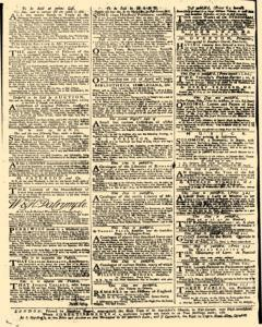 Daily Advertiser, March 30, 1743, Page 4