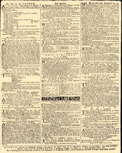 Daily Advertiser, April 18, 1743, Page 4