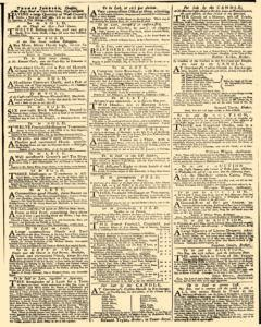 Daily Advertiser, April 25, 1743, Page 3