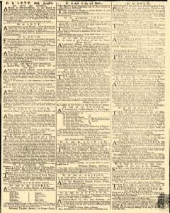 Daily Advertiser, April 26, 1743, Page 3